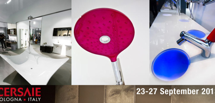 U susret najvećem sajmu keramike i kupatilske opreme CERSAIE u Bolonji
