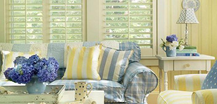 Žuta boja u vašem domu
